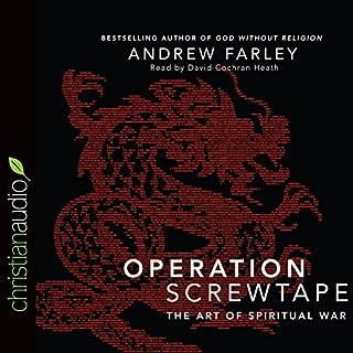 Operation Screwtape audiobook cover art