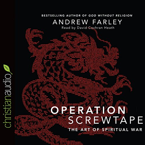 Operation Screwtape audiobook cover art