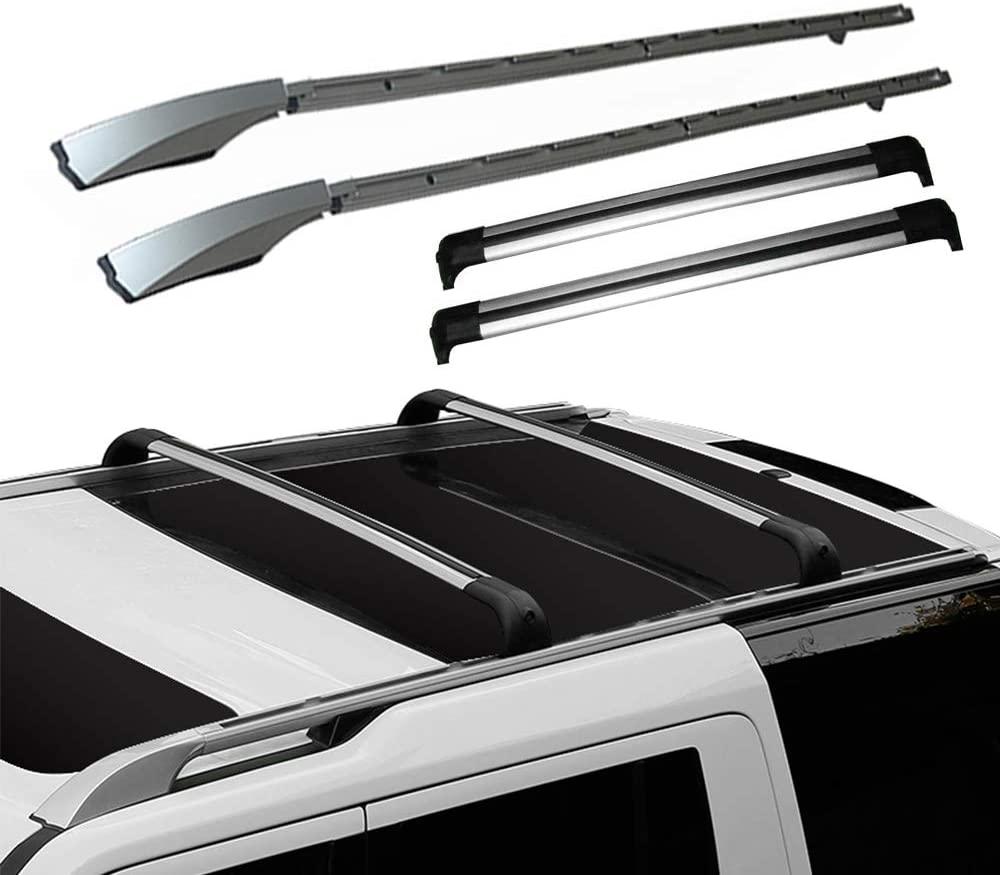UDP 4PCS Roof Racks At the price of surprise Crossbars Kits Fits Discovery Land for Rover Limited Special Price