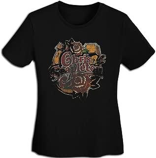 Chris Stapleton Summer Women's Personalized Print Short-Sleeved Round Neck T-Shirt
