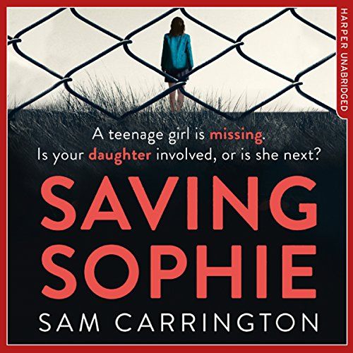 Saving Sophie cover art