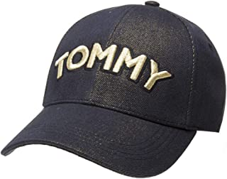 Tommy Hilfiger Baseball & Snapback cap for women in Black, Size:One size