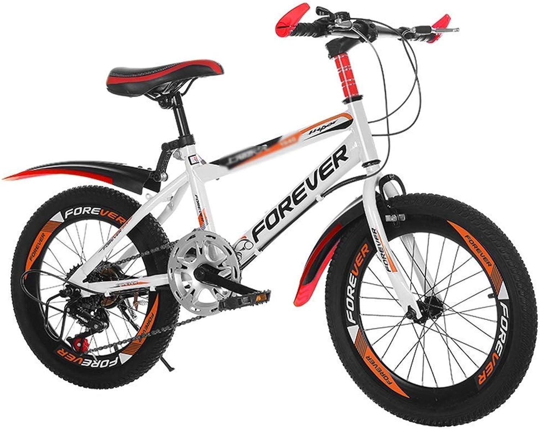 Xiaotian Erwachsene Kinder Outdoor Mountainbike Student Fahrrad Reise Kinder Fahrrad Geeignet für Kinder Fahrrad -18 Zoll