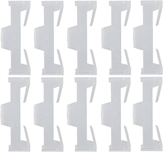 Servo Extension Safety Connector Clips - 10 Pack - Apex RC Products #2921