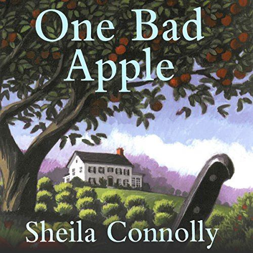 One Bad Apple audiobook cover art