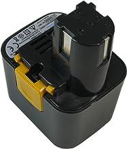 Trade-Shop Premium akumulator Ni-MH, 7,2 V / 2500 mAh / 18 Wh zastępuje Panasonic EZ660 EZ662 EY9065 EY9066 EY9066B EY9166...