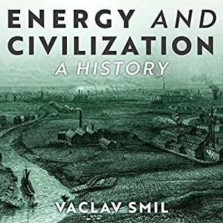 Energy and Civilization     A History              By:                                                                                                                                 Vaclav Smil                               Narrated by:                                                                                                                                 David Colacci                      Length: 20 hrs and 9 mins     2 ratings     Overall 4.0