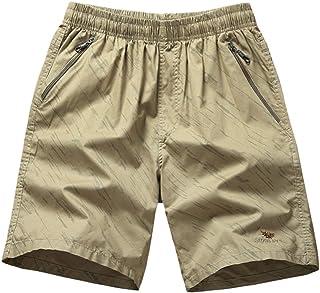 Guesthome サーフパンツ メンズ 短パン ショーツ 夏 ビーチパンツ 半ズボン 五分丈 水陸両用 吸汗速乾 運動ズボン 通気速乾 ポケット付き 旅行 速乾 通気 涼しい