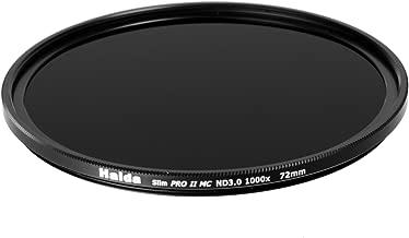 Haida 72mm Slim PROII Neutral Density Multi-Coated ND 3.0 1000x Filter