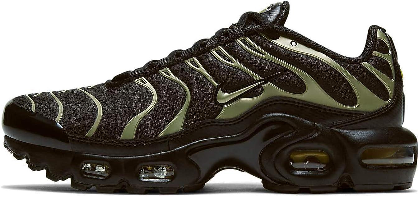 Nike Air Max Plus (gs) Big Kids Casual Running Shoe Cd0609-011