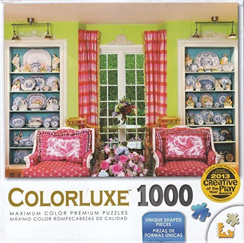 presentando toda la última moda de la calle Colorluxe 1000 Piece Puzzle - - - Living Room by LPF by LPF  directo de fábrica