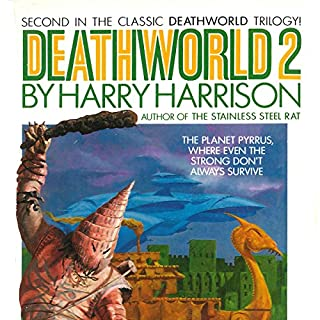 Deathworld 2 cover art