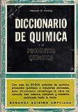 Diccionario de química y de productos químicos español-inglés/inglés-español