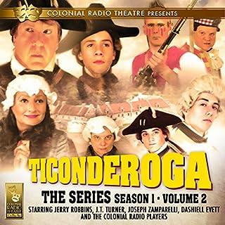 Ticonderoga the Series audiobook cover art