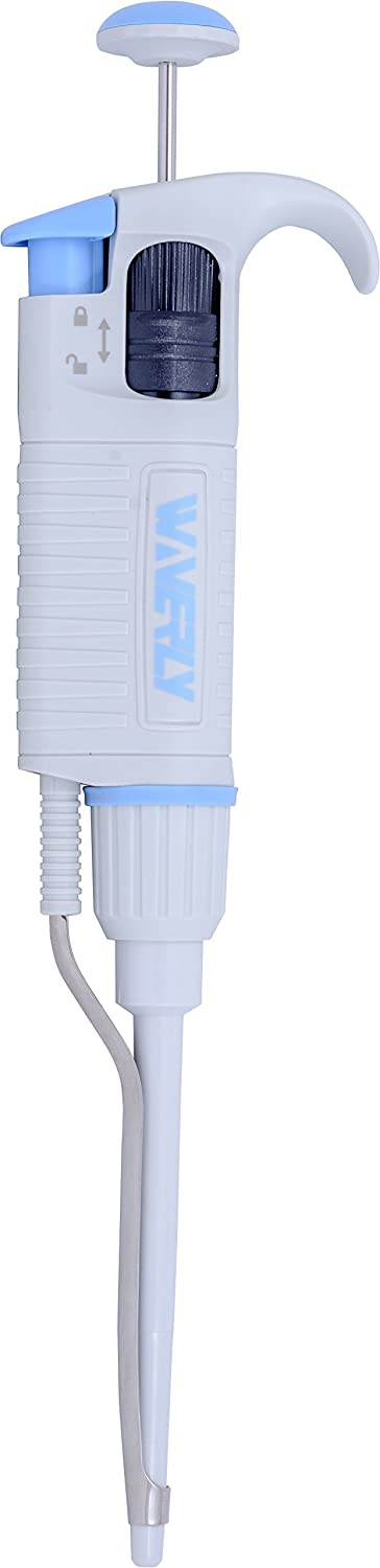 Waverly DuraPette sold out Max 49% OFF Single-Channel 5-50µl Adjustable Pipettors