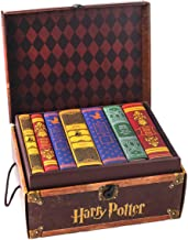 harry potter book set trunk