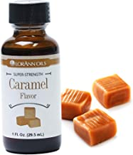 LorAnn Super Strength Caramel Flavor, 1 ounce Bottle