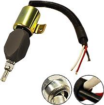 KEYOPO Fuel Shutoff Solenoid 600-815-7550 SA-4269-24 for Wheel Loader Mitsubishi Komatsu WA320-3 PC78US-6 PC60-7 PC128UU-1 PC75UU-2