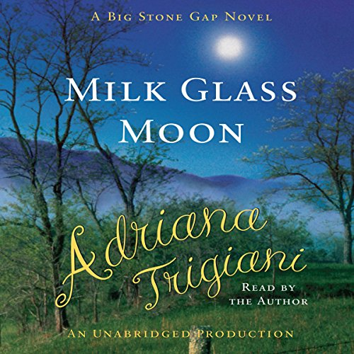 Milk Glass Moon  By  cover art