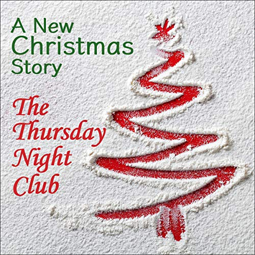 The Thursday Night Club and Other Stories of Christmas Spirit audiobook cover art