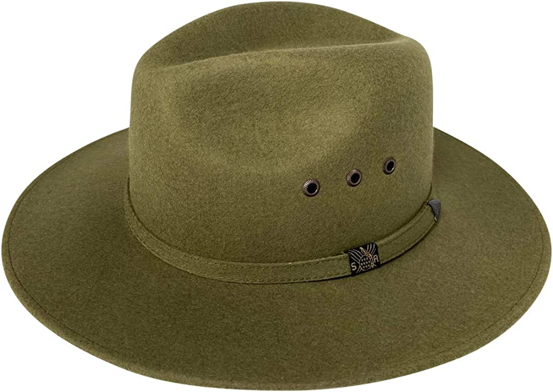 San Andreas Exports Omaha Mall Indiana Eastwood Cowboy Handmade Hat 1 Max 63% OFF from