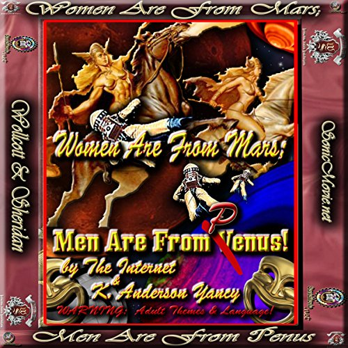 Women Are from Mars; Men Are from Penus audiobook cover art
