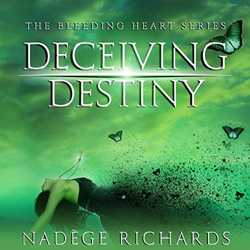 Deceiving Destiny audiobook cover art
