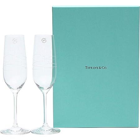 ティファニー TIFFANY&Co カデンツ シャンパン グラス シャンパングラス ペア 2点セット 150ml