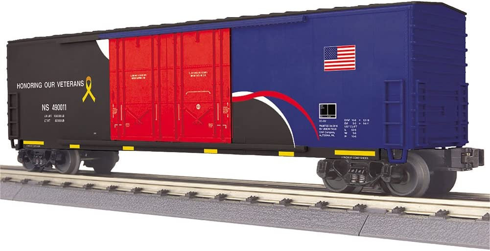 MTH 30-74884 公式通販 Norfolk Southern 50' Plugged Door Boxcar Double 大決算セール
