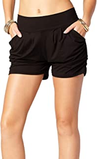 Premium Ultra Soft Harem Shorts - Pockets - 40 Trending...