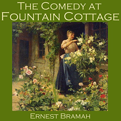 The Comedy at Fountain Cottage audiobook cover art