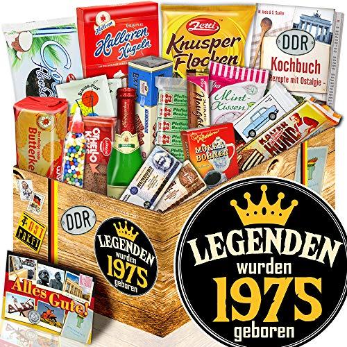 Legenden 1975 - Geschenk DDR XXL - Geschenk für alte Herren