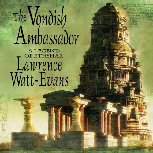 The Vondish Ambassador audiobook cover art