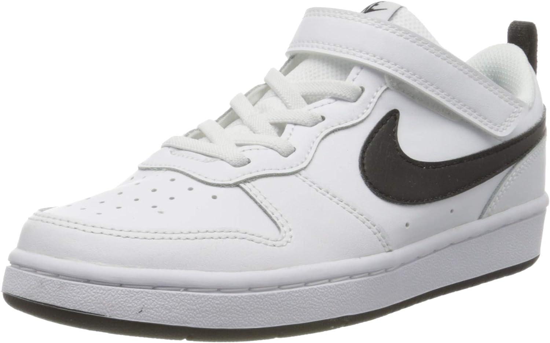 Nike Court Borough Low 2 (PSV) Little Kids Bq5451-104
