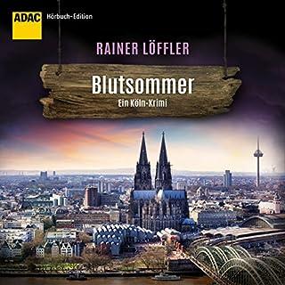 Blutsommer. ADAC Hörbuch-Edition Titelbild