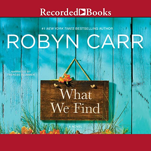 What We Find audiobook cover art