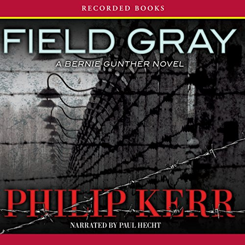 Field Gray     A Bernie Gunther Novel              By:                                                                                                                                 Philip Kerr                               Narrated by:                                                                                                                                 Paul Hecht                      Length: 14 hrs and 52 mins     382 ratings     Overall 4.3