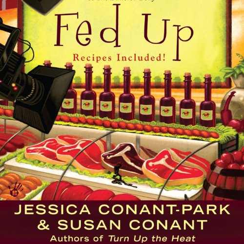 Fed Up     A Gourmet Girl Mystery, Book 4              By:                                                                                                                                 Susan Conant,                                                                                        Jessica Park                               Narrated by:                                                                                                                                 Kim McKean                      Length: 9 hrs and 36 mins     13 ratings     Overall 4.2