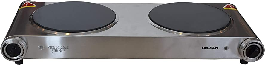 Palson Vitroceramic 2400 W Electric Double Hot Plate - 30991