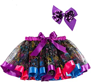 YgneeDom Girls Kids Tutu Lace Skirts for Halloween Costume Party Dress up Cosplay