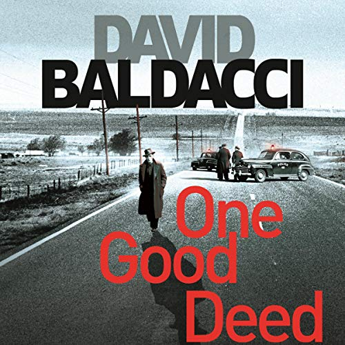 One Good Deed audiobook cover art