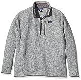 Patagonia Men's Better Sweater 1/4 Zip Classic Navy Sweatshirt MD