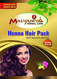 Best lawsonia inermis hair dye Reviews