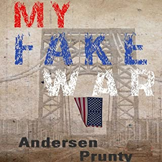 My Fake War audiobook cover art