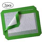 OVsler Backmatte Silikon Backmatte Silikonmatte Dauerbackmatte Silikonbackmatten Backmatte Silikon Silikonmatte Backen Silikon Backmatten