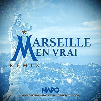 Marseille en vrai (Remix)