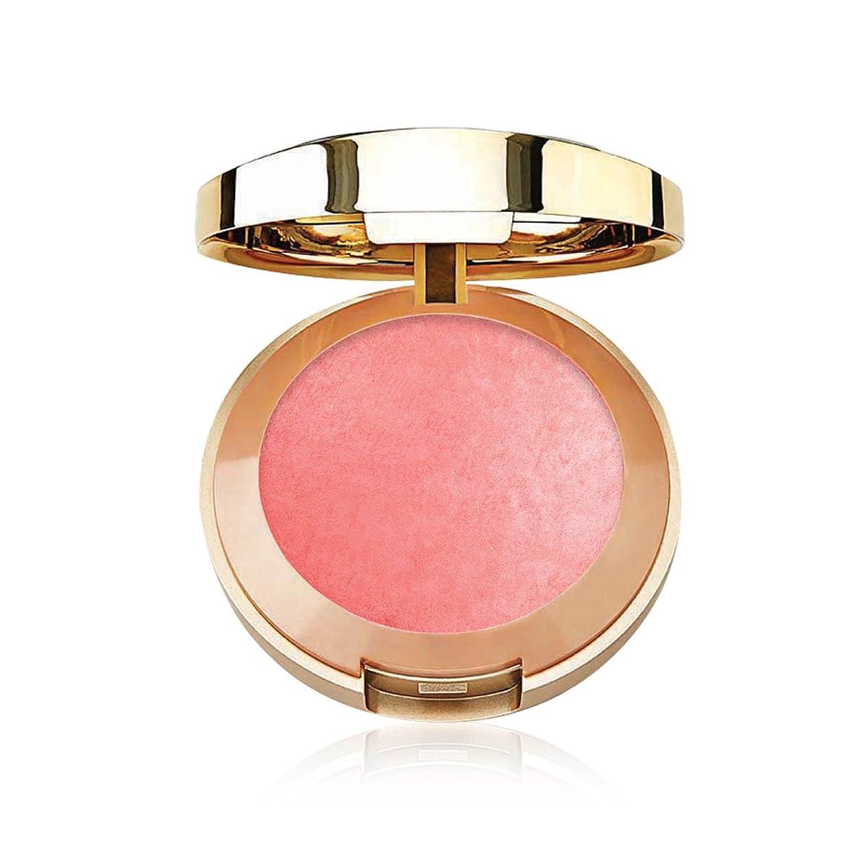 消去緑暴露するMILANI Baked Blush - Dolce Pink (並行輸入品)