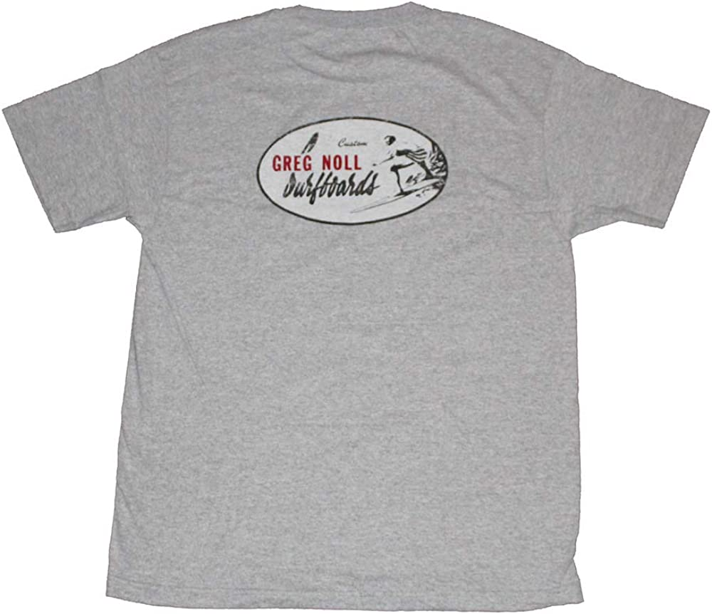 Choose Size and Color Greg Noll Classic SURF T-Shirts
