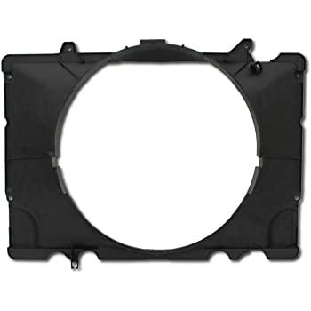 1995-1997 Compatible With NISSAN Pickup Front RADIATOR FAN SHROUD 1986-1994 Compatible With NISSAN D21 1987-1988 Compatible With NISSAN Pathfinder Titanium Plus Autoparts