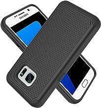 Sponsored Ad - UniSpg Samsung Galaxy S7 Edge Case,Galaxy S7 Edge Case | Heavy-Duty Shockproof [Military Grade 10ft. Drop T...